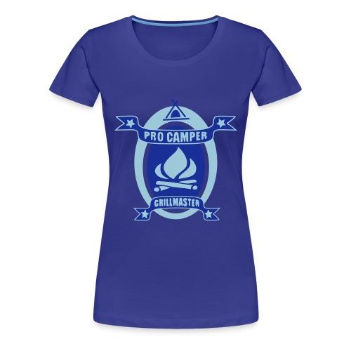 ProCamper & Grillmaster 05 - Frauen Premium T-Shirt