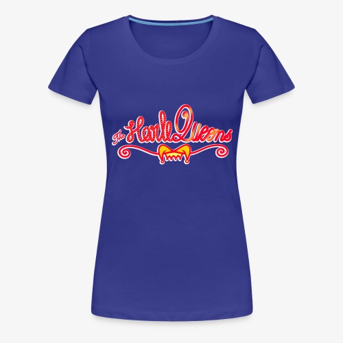 The Harlequeens Logo - Frauen Premium T-Shirt