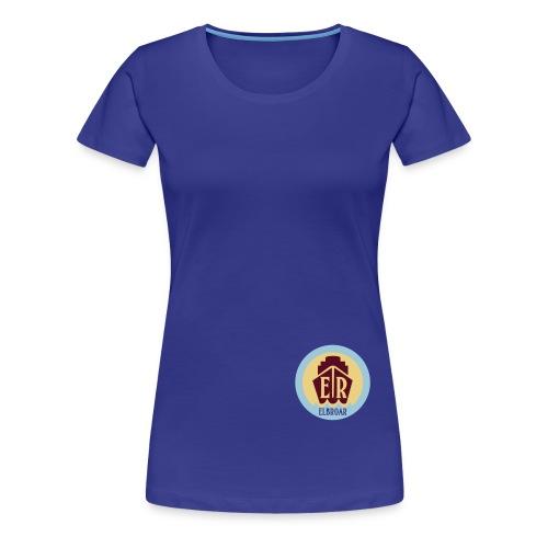 elbroarlogo_kleiner - Frauen Premium T-Shirt