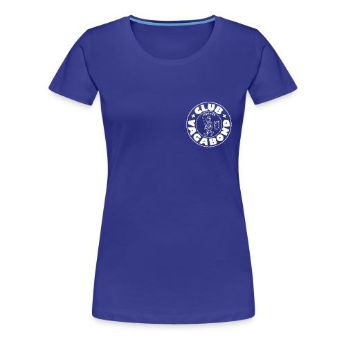 Club Vagabond - Women's Premium T-Shirt
