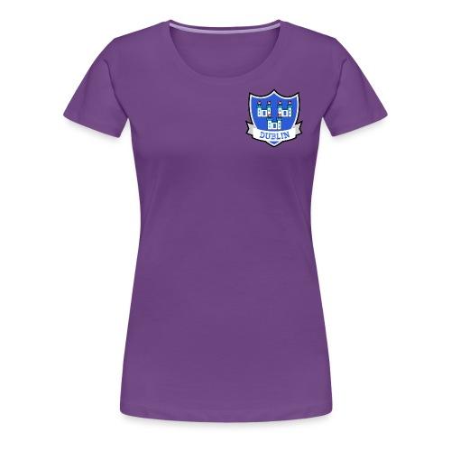 Dublin - Eire Apparel - Women's Premium T-Shirt