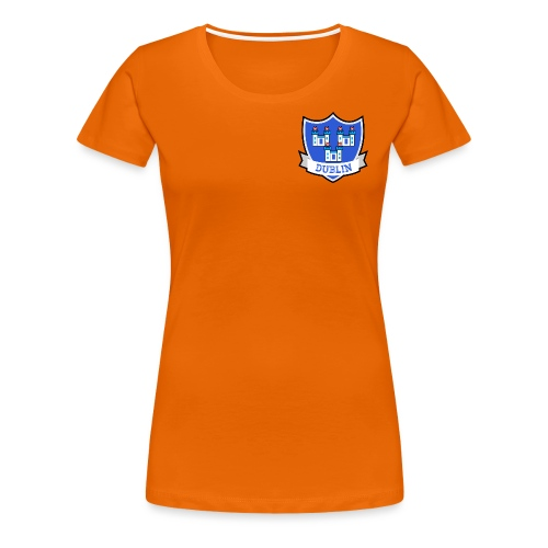 Dublin - Eire Apparel - Women's Premium T-Shirt