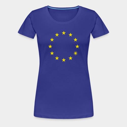 eugold - Women's Premium T-Shirt
