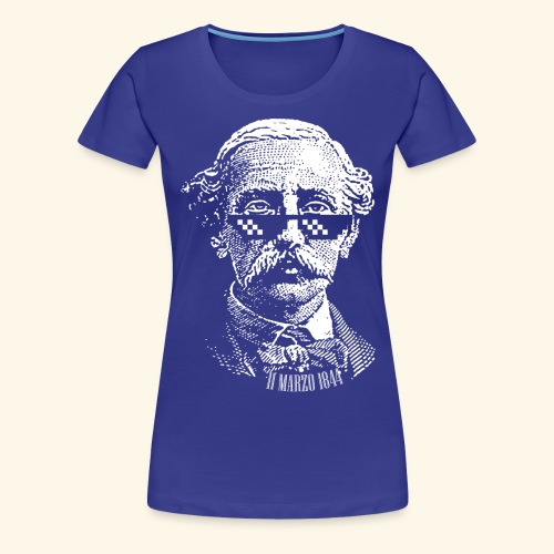 T-shirt Primera batalla Dominicana - Camiseta premium mujer