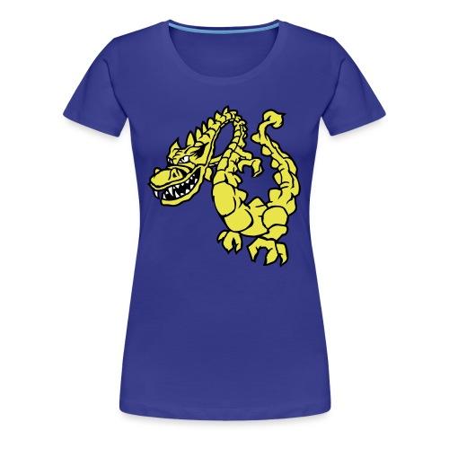 Drache 2 - Frauen Premium T-Shirt