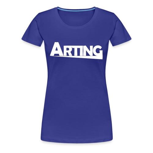 Arting - Camiseta premium mujer