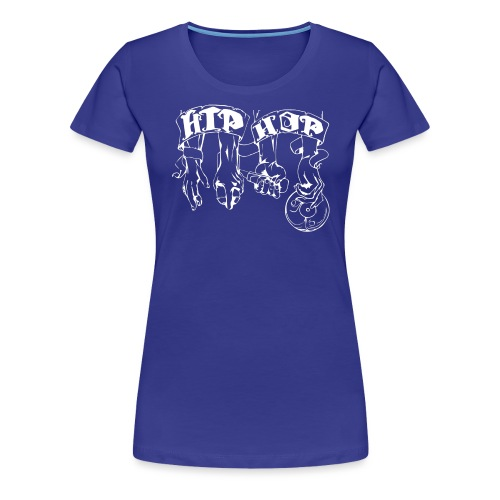 lblanco - Camiseta premium mujer