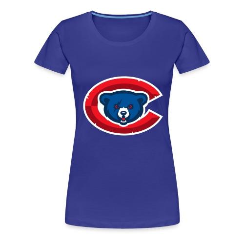 cubs png - T-shirt Premium Femme