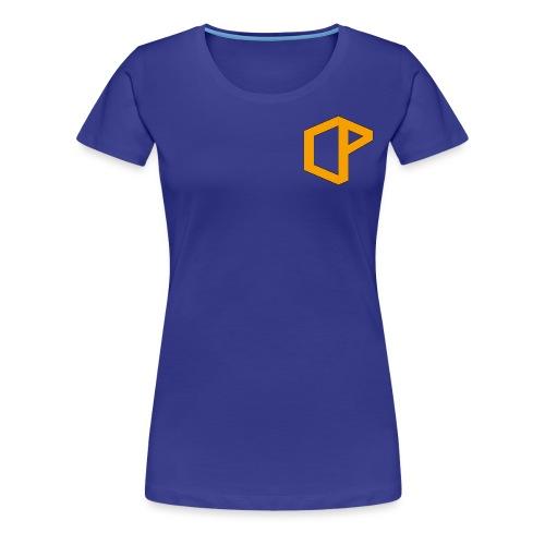 Clevprof Logo - Women's Premium T-Shirt