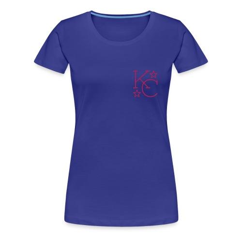kc - Frauen Premium T-Shirt