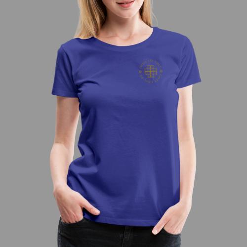 deus lo vult - Gott will es - Frauen Premium T-Shirt