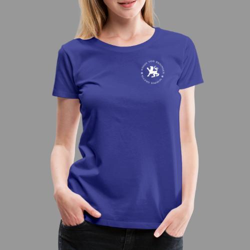 angus von ardingen semper gravis - Frauen Premium T-Shirt