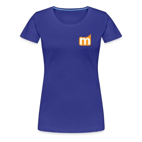 Medifit Lünen Logo - Frauen Premium T-Shirt