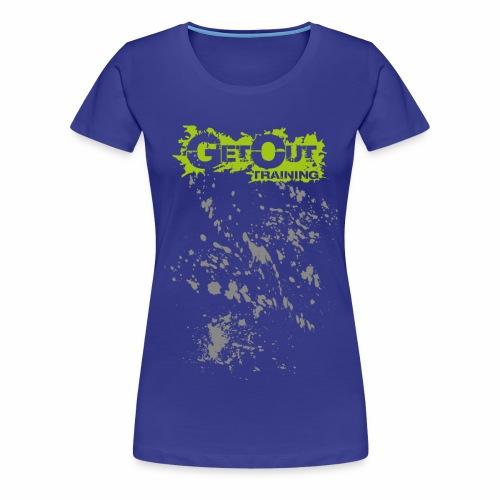 GO Stain Ladys - Frauen Premium T-Shirt