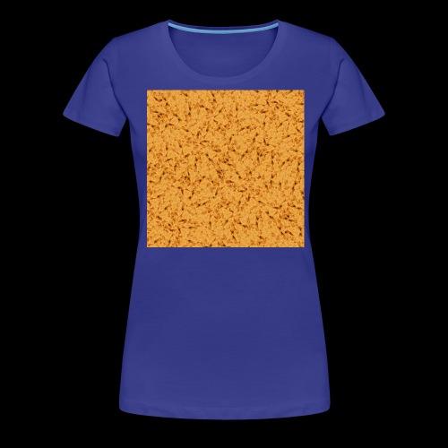 chicken nuggets - Premium-T-shirt dam