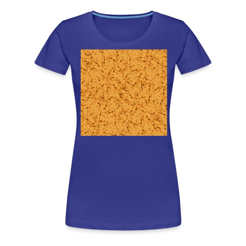 chicken nuggets - Premium-T-shirt dam