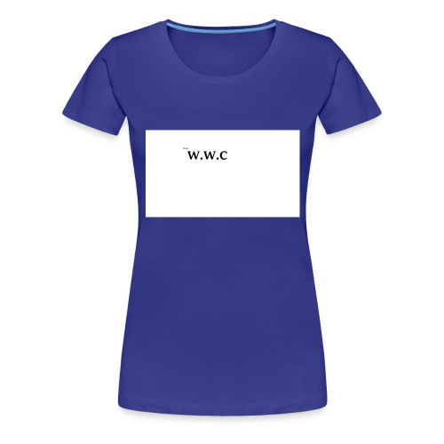 White Wolf Clothing - Dame premium T-shirt