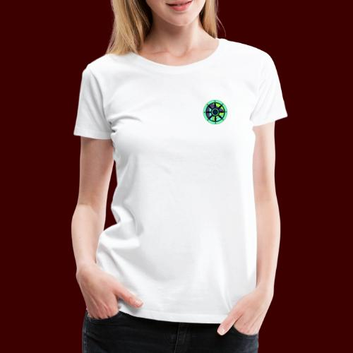 (∩ º ヮ º )⊃━☆゚.* - T-shirt Premium Femme