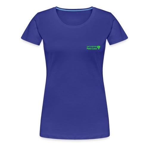 poco loco creations green - Women's Premium T-Shirt