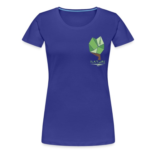 Nature - Frauen Premium T-Shirt