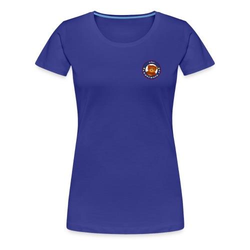 baer big - Frauen Premium T-Shirt