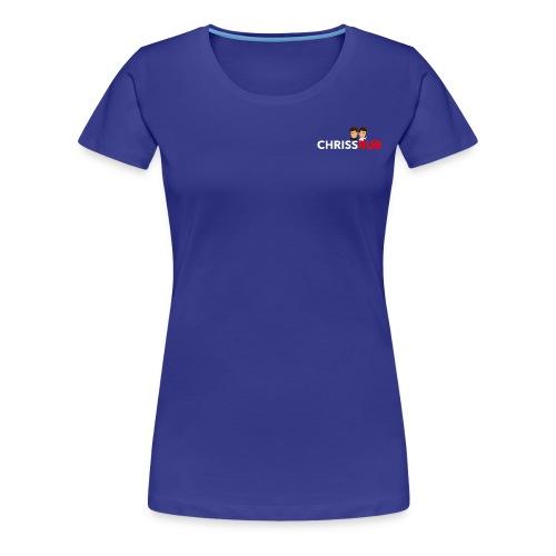 CR Logo 200 png - Premium T-skjorte for kvinner