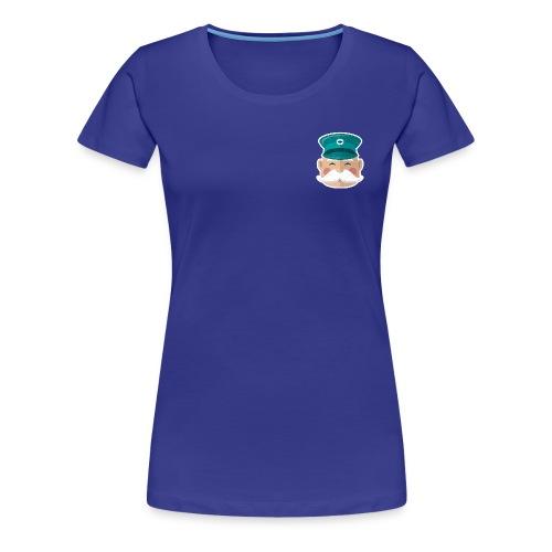 Ferdi Kopf Solo - Frauen Premium T-Shirt