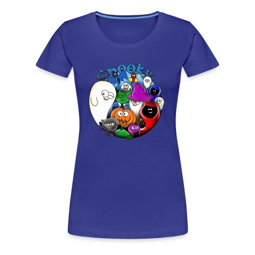 Spooky - Vrouwen Premium T-shirt