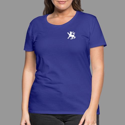 Löwe + angus von ardingen - sempergravis - Frauen Premium T-Shirt