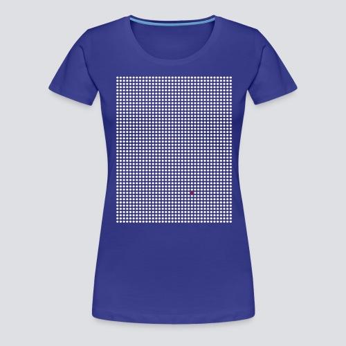 Red Dot - Women's Premium T-Shirt
