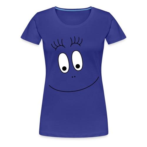 mask5 - Frauen Premium T-Shirt