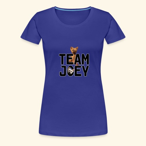 Team Joey - Women's Premium T-Shirt