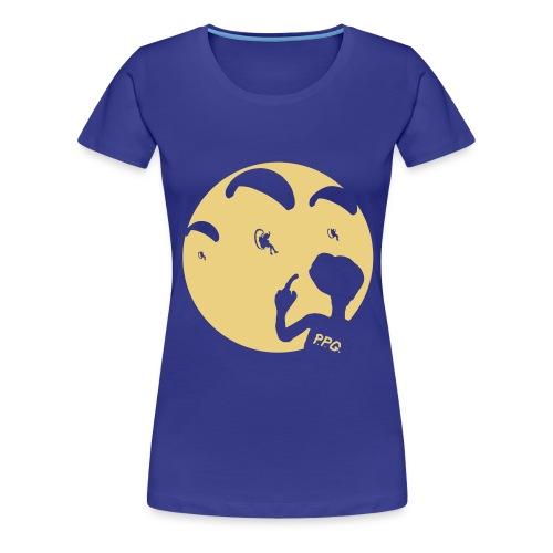 ppg moon - Frauen Premium T-Shirt