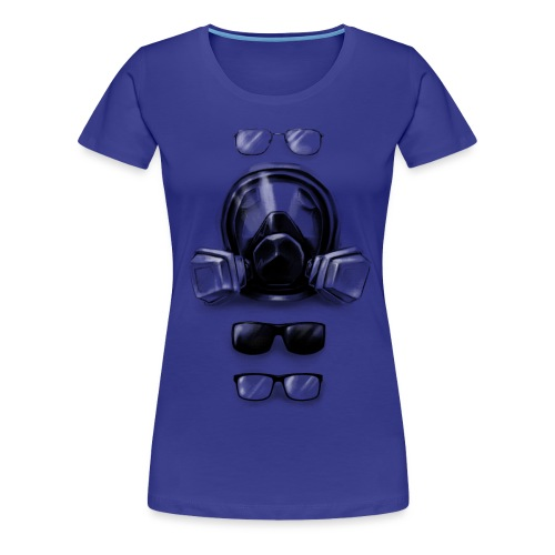 All I See Is Blue - Women's Premium T-Shirt