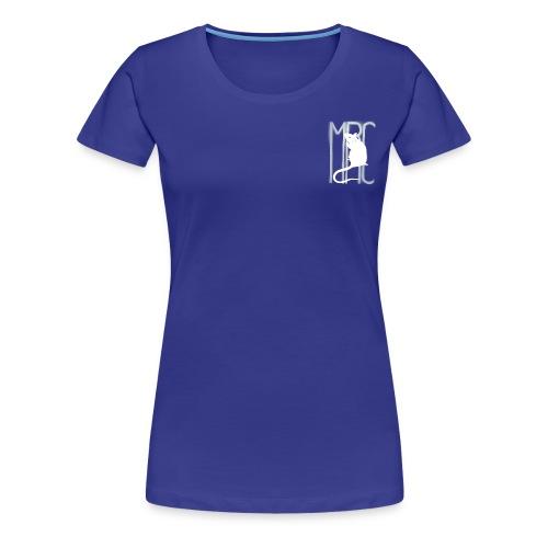 MRC-White - Women's Premium T-Shirt