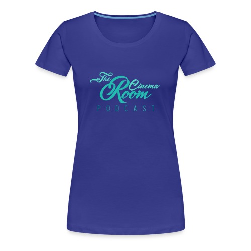 cinema-room-tshirt-2 - Women's Premium T-Shirt