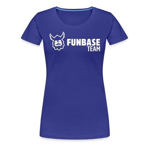 Funbase Board Game Master - Women's Premium T-Shirt