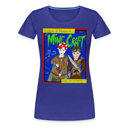 Fungus and Hudson t shirt design - Women's Premium T-Shirt