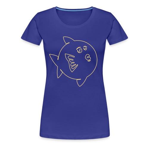 Poisson Ligne - T-shirt Premium Femme