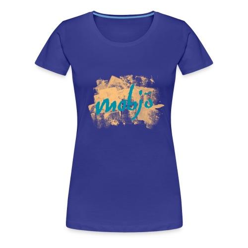 mobjoebrushes - Frauen Premium T-Shirt