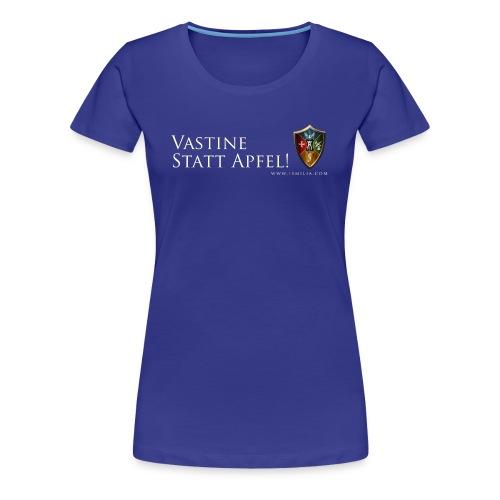 vastine - Frauen Premium T-Shirt