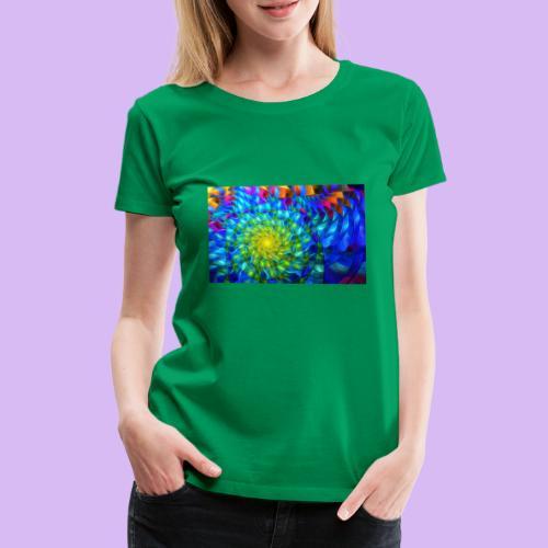 Astratto luminoso - Maglietta Premium da donna