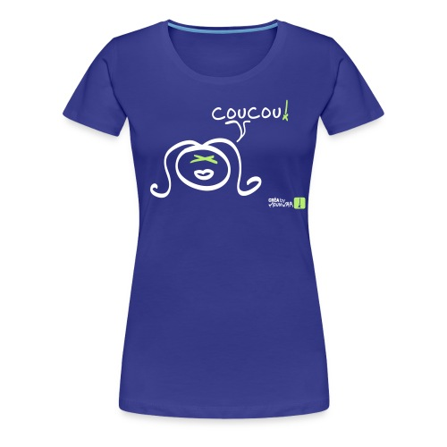 sprdcindymounwar - T-shirt Premium Femme