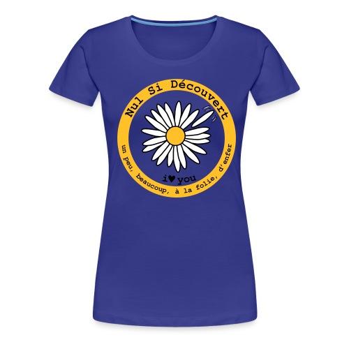 nsd unpeu denfer - T-shirt Premium Femme