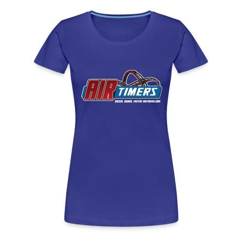 airtimers - Frauen Premium T-Shirt