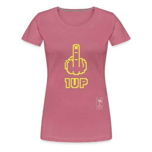 1UP - T-shirt Premium Femme