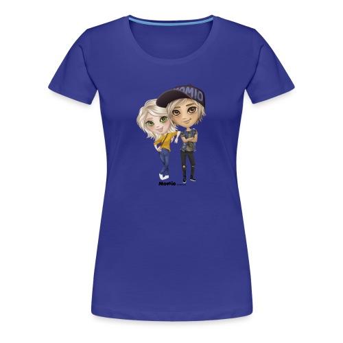 Emily & Lucas - Premium T-skjorte for kvinner