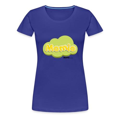 Logo Momio - Koszulka damska Premium