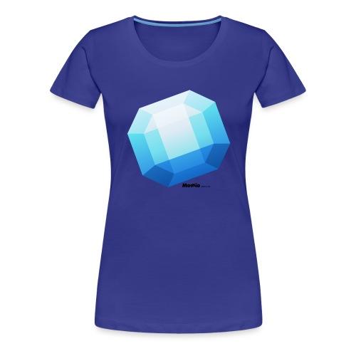 Safir - Premium T-skjorte for kvinner
