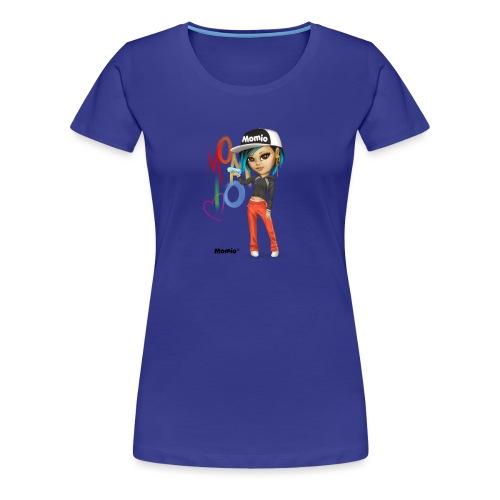 Maya - kirjoittanut Momio Designer Cat9999 - Naisten premium t-paita
